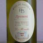 Apremont - Savoie