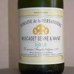 Muscadet Sèvre & Maine sur Lie