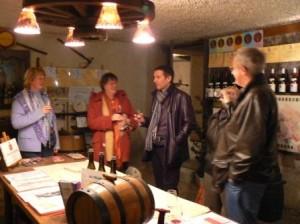 Dégustation au domaine GAVINET, vigneron à Nuits-Saint-Georges