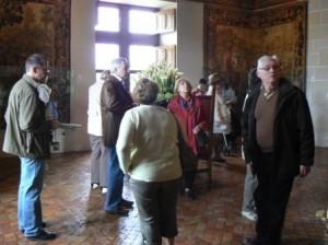 Visite de Chenonceau