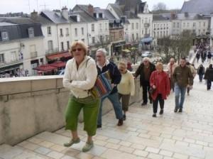 Visite d'Amboise