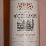Château Roc de Canon