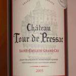 Château Tour de Pressac